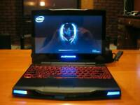 Alienware m11x gaming laptop