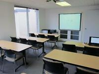 Salle de Formation/ Training room  * *18 to 25 people**