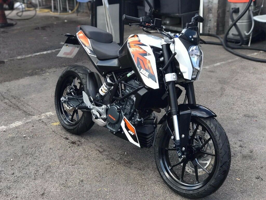 Amazing KTM 125 for Sale.