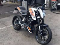 Amazing KTM 125 for Sale.