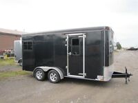 2012 United 7x16 CARGO WITH BUNK-BEDS U716TA358.5