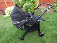 Maxi-Cosi Loola 3 Black Frame Pushchair (Black Raven) EXCELLENT CONDITION