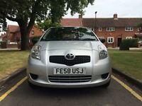 Toyota Yaris 999cc 5dr 1Lady Owner Full Service History Hpi Clear P/X Welcome