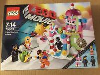 Brand new retired Lego movie set 70803 uni kitty