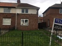 LOW MOVE IN COSTS! STUNNING TWO BED IMMACULATE HOUSE RUTLAND SQUARE, BIRTLEY. NO BOND! DSS WELCOME