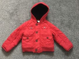 Ted Baker Baby's Quilted Coat 12-18 Months
