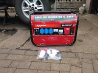 Brand NEW Generator 4 stroke, Petrol, 3 phase, 8.5Kw