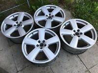 Audi / VW RS6 wheels