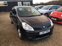 RENAULT CLIO 1.2 16v EXTREME HATCHBACK 3DR 2007(57)*IDEAL FIRST CAR*CHEAP INSURANCE*EXCELLENT CONDI