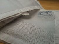 Airwrap breathable cot bumper (full)