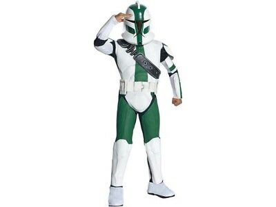 Boys Child STAR WARS Deluxe Commander Gree Costume