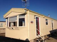 Beautiful caravan to hire Blackpool Newton Hall
