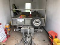 IFor Williams 3.5T tipping trailer no vat