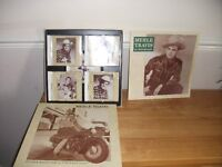 Merle Travis, Guitar Rags And Too Fast Past, 5 CD Bear Family Box Set
