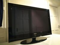 "Samsung - 42"" plasma TV, Freeview"