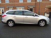 2013 FORD FOCUS ECONETIC TDCI 1.6 DIESEL ESTATE FULL HISTORY RECENT CAMBELT LOOK
