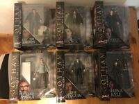 Gotham Figures – New in Sealed Boxes