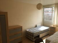 ROOM SHARE FOR FEMALE IN FULHAM..AVAIALBLE NOW..£85 pw (bills inc)