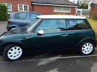 MINI Cooper Hatch 1.6 Petrol 2001 - New 4 tyres, new oil, MOT, Leather