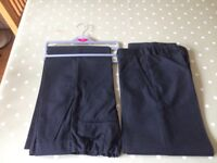 Boys Charcoal Grey School Trousers - all new without tags. Never been worn. Various ages