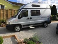 Auto-Sleepers Dorset Campervan 34500 miles