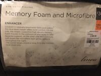 Memory Foam Super King Size mattress topper. 12 months old was £300 new. Great condition