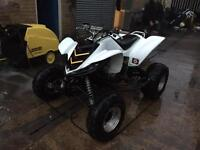 Yamaha Raptor 660 Off Road. Ready to ride not banshee yzf quad bike