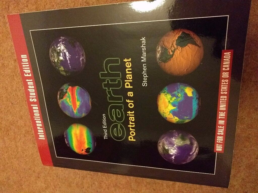 Earth Portrait of a Planet 3rd edition geography textbook