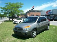 2002 Buick Rendezvous CX ~ CERTIFIED & E-TESTED