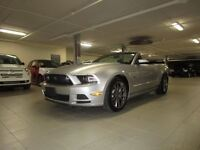2014 Ford Mustang GT CONVERTIBLE 5.0L *CUIR/NAV*