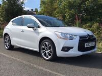 Citroen DS4 1.6 HDi DStyle 5dr (Great Economical Car)