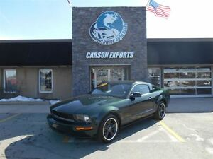 2008 Ford Mustang GT! WOW BULLITT EDITION!!! FINANCING AVAILABLE