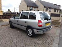 VAUXHALL ZAFIRA 2004 2.0DTI AUTOMATIC 7 SEATER 1 OWNER FROM NEW DRIVES SWEET MOT MAY 2017