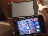 Apple iPod. X2. 32G +8GB
