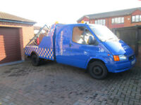 FORD TRANSIT SPECLIFT