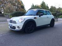 2012 mini first edition 1.6 manual 6 speed 39,000 miles cheap tax insurance ideal 1st car bargain