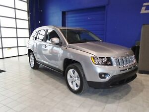 2016 Jeep Compass HIGH ALTITUDE 4X4 W/ LEATHER, SUNROOF