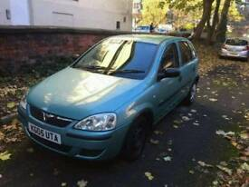Vauxhall Corsa 1.2 new mot learner first car 2005 05