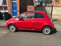 Fiat 500 L verey low mileage