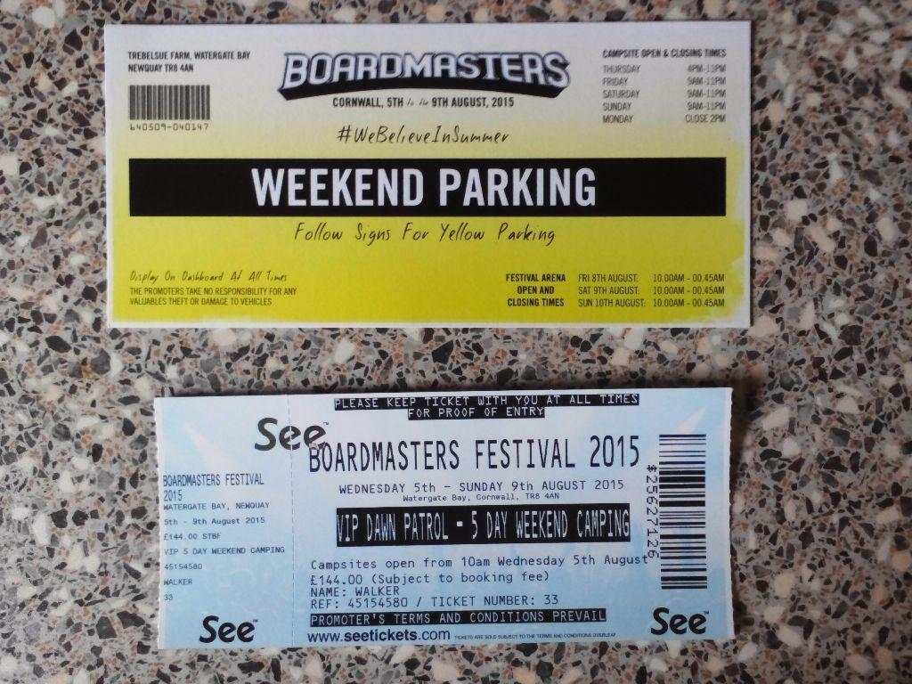 Burgerama 2015 single day tickets