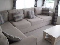For sale stunning preowned used static caravan holiday home. Payment options available. Devon.