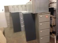 Steel Filing Cabinets with lock