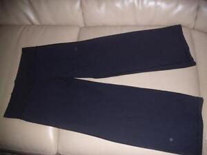 Lululemon Crops Black Size 2 Luon EUC fits 4