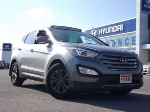 2013 Hyundai Santa Fe Sport 2.4 Luxury | LEATHER | PANO-ROOF | A Stratford Kitchener Area image 7