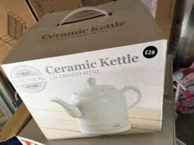 Ceramic Kettle from NEXT (Brand new & boxed)