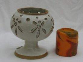 Candle Holder a vintage from Louis Hudson Studio