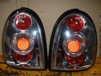 Corsa B, back lights
