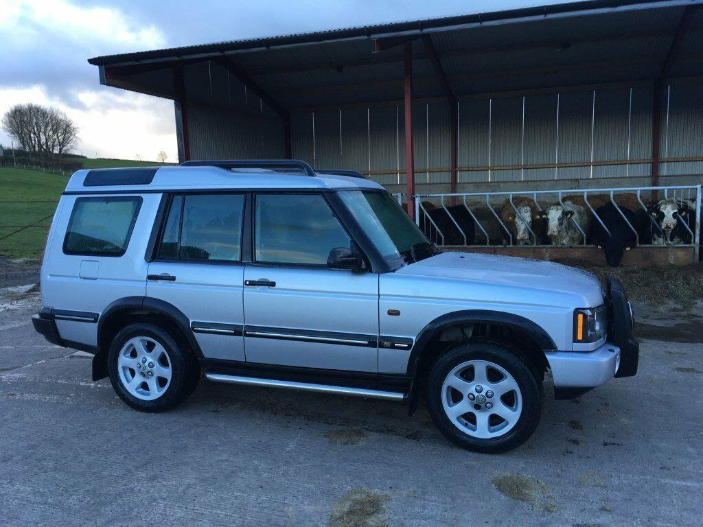 2004 land rover discovery td5 premium 7 seater turbo. Black Bedroom Furniture Sets. Home Design Ideas