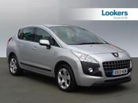 Peugeot 3008 HDI ACTIVE (silver) 2013-06-26