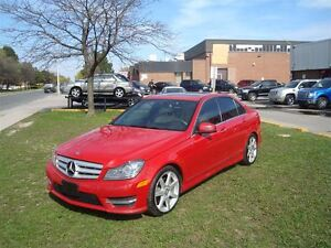 2013 Mercedes-Benz C-Class 350 4MATIC ~ NAVIGATION ~ BACK-UP CAM